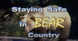 Staying Safe GB